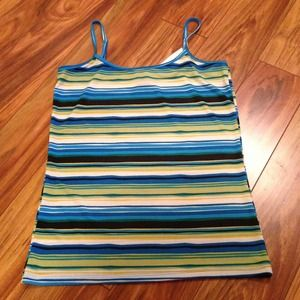 Project Tops - NWT Project striped cami