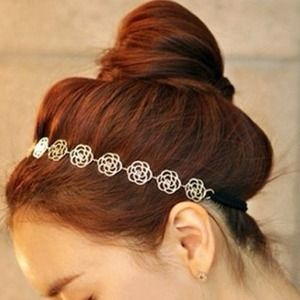 Accessories - Rose gold headband💙