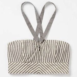 Anthropologie Tops - host pick x2 anthropologie striped bandeau 1