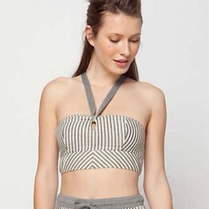Anthropologie Tops - host pick x2 anthropologie striped bandeau 4
