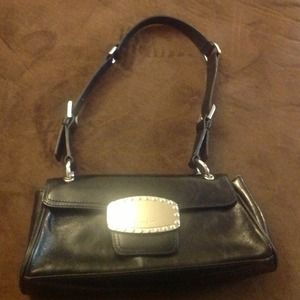 Franco Sarto Handbags - Small Franco Sarto handbag. Black leather.