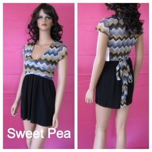 SWEET PEA by Stacy Frati - Top