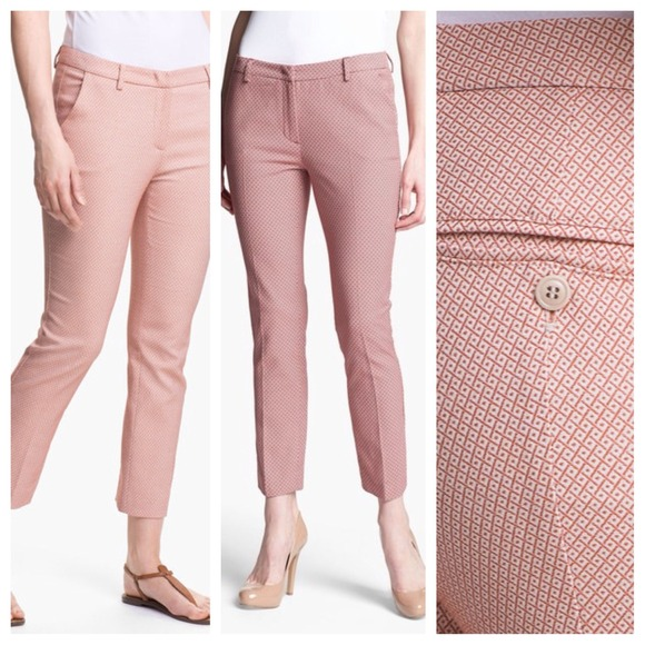 Capri Length Pants