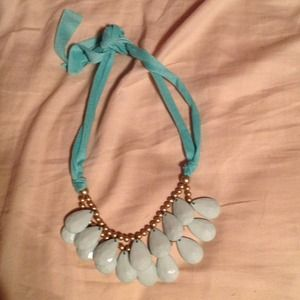 Mint necklace!