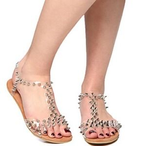 Jeffrey Campbell Studded Sandals *NEW*