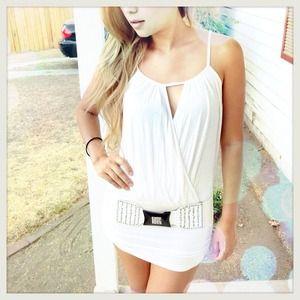 Angelic goddess dress