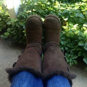 BUNDLED FOR WENDY!! UGG authentic boots!