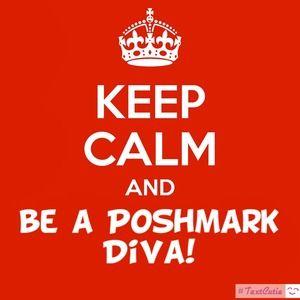 Be a Poshmark Diva - Follow, Share & Follow Rules!