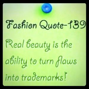Fashion quotes to think about @mft915