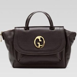 HOST PICK  Gucci 1973 Medium Bag Cocoa NWT