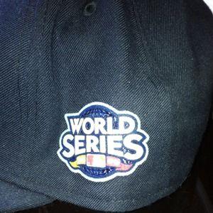 1f24bc39e1d New Era Other - RARE- yankees hat- inaugural season- world series