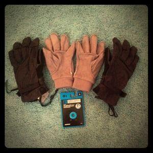 Women's Burton Snow Gloves