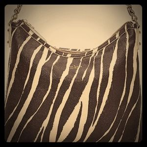 HOST PICK Kate Spade zebra bag