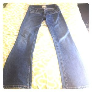Abercrombie and Fitch denim jeans