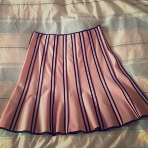 Host Pick 12/23 INC pink and chocolate skirt