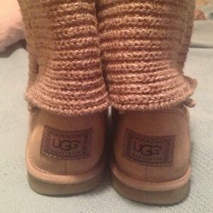 50 Off Ugg Boots Black Tall Bailey Bow Uggs From