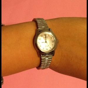 Timex stretch watch