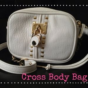 Vegan Cross Body Bag