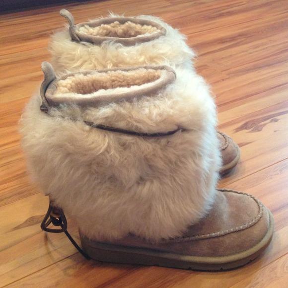 Ugg Shoes Rainier Eskimo Boots Poshmark