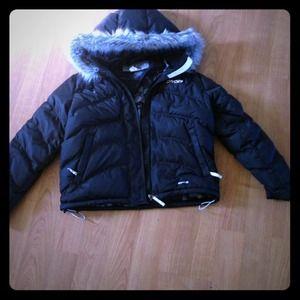 Spyder winter jacket