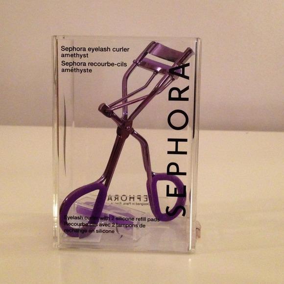 Sephora Accessories Eyelash Curler In Amethyst Poshmark