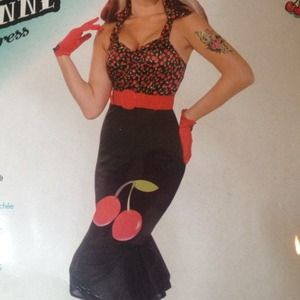 Dresses & Skirts - REDUCED!!!! Pin Up Costume