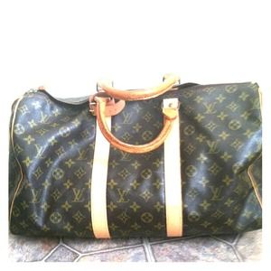 Louis Vuitton , large tote bag