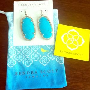 NWT Kendra Scott Danielle earrings