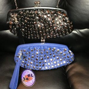 Studded Clutches