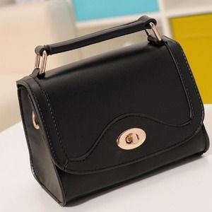 Clutches & Wallets - Mini messenger bag/ clutch