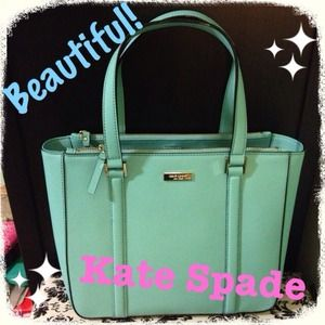 Authentic Kate Spade bag! NWT + free gift!
