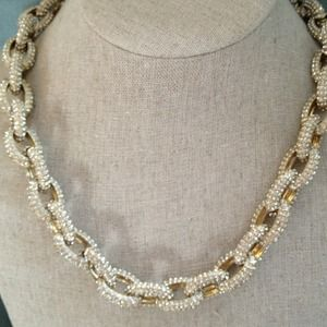 HOST PICK J Crew pave diamond necklace