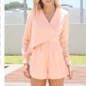NEW! Sabo Skirt Playsuit / Romper