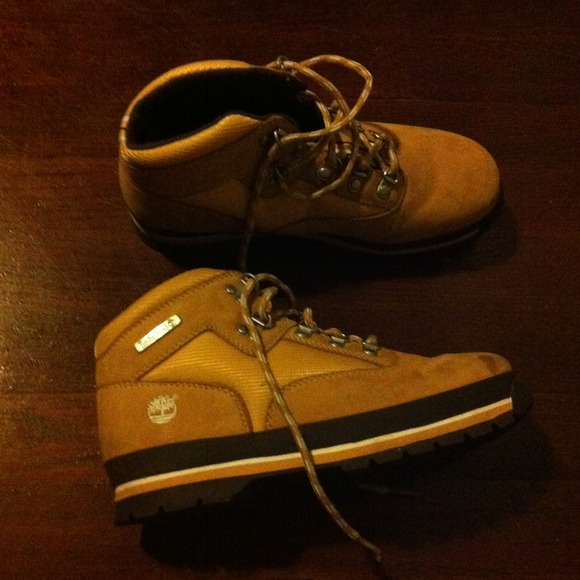 Timberland - Wheat colored Timberlands from Marie's closet ...