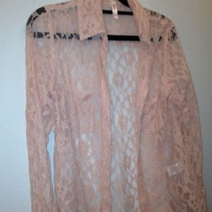Beautiful-peach  Blouse
