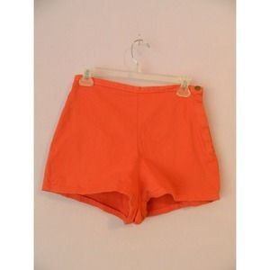 American Apparel highwaisted tap short