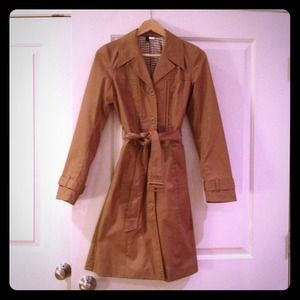 H&M camel coat