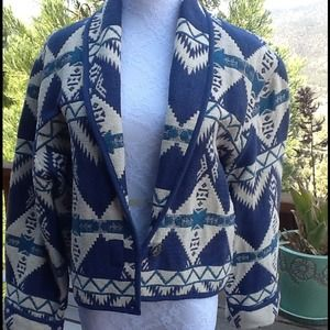 Gorgeous Southwest Design Jacket perfect for Fall!