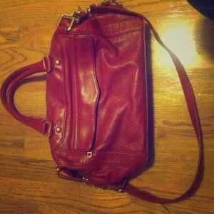 REDUCED Red Rebecca Minkoff Bag