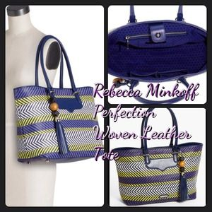 Rebecca Minkoff Handbags - 🎉HP🎉New Rebecca Minkoff Bag Purse  Purple tote