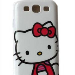 New Hello Kitty Case for Samsung Galaxy i9300 S3NWT for sale