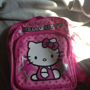 Sanrio Handbags - Hello Kitty Backpack REDUCED