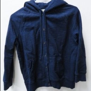 ⏰48 HR Sale J.crew Hoodie Sweatshirt French Terry