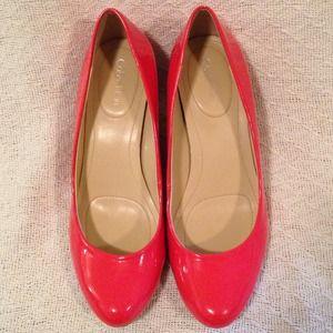 Calvin Klein Yasmine wedge heel