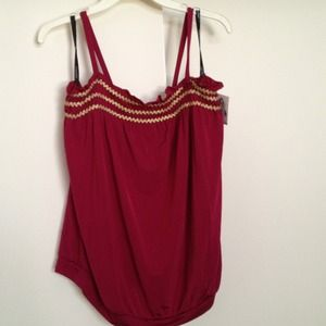 Baby Phat top 2X BNWT