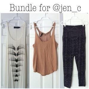 RESERVED bundle for @jen_c