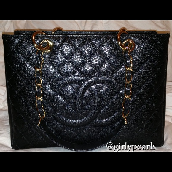52cb86598b53 Authentic Chanel GST