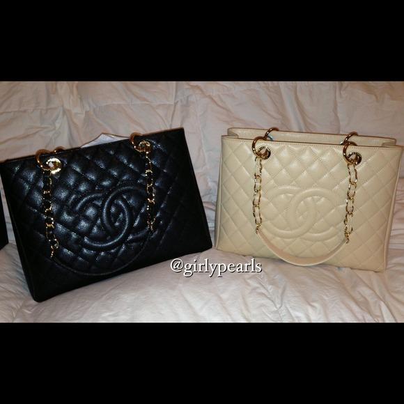 c4427ce1a9ca CHANEL Bags | Authentic Gst | Poshmark