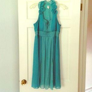 sangria  Dresses & Skirts - Turquoise cocktail dress