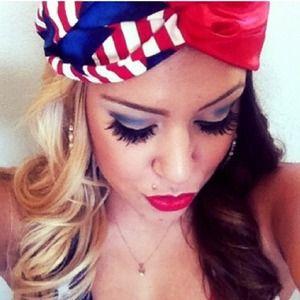 American Flag Headband 🇺🇸